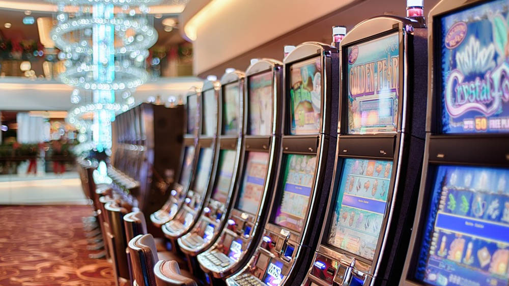 Slot Machine Jackpots With The Wheel Of Fortune