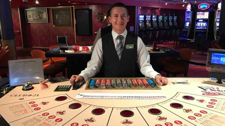Reasons to Be a Casino Dealer Today