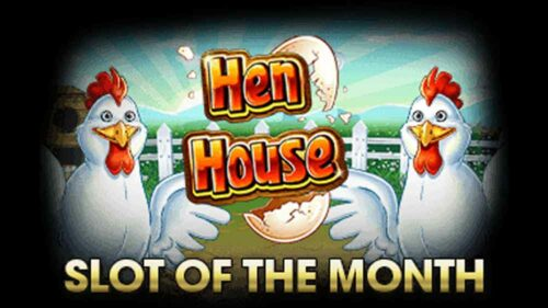 Intertops Slot of the Month – Hen House Promotion