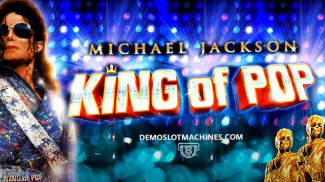 Michael Jackpot King of Pop Slot