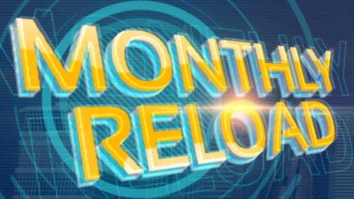 Monthly Reload Bonus at Spintropolis