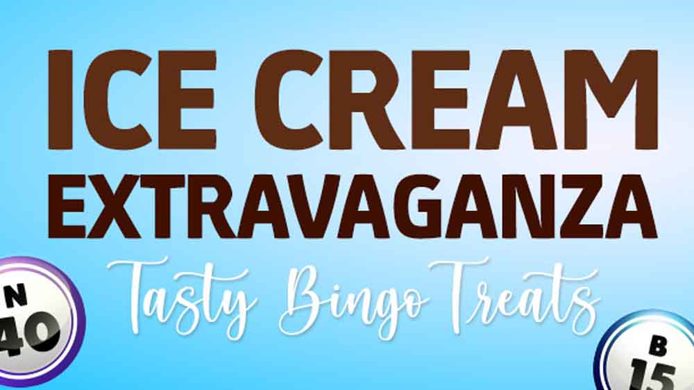 Ice Cream Extravaganza at BingoFest