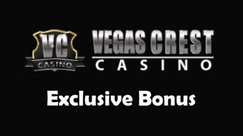 Claim an Exclusive Vegas Crest Casino Welcome Bonus at JackpotFinder!
