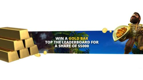 Find out More About the Gold Bar Campaign at Casino Room