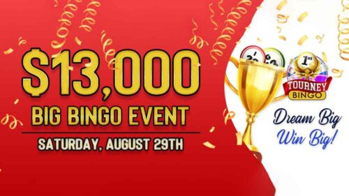 Don't Miss The End Of Summer Bingo Bonus 2020