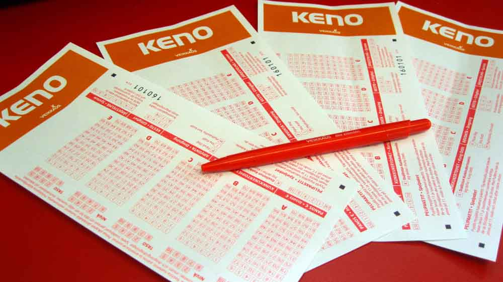 play Keno